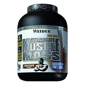 Weider Straight Muscle Mass 4kg