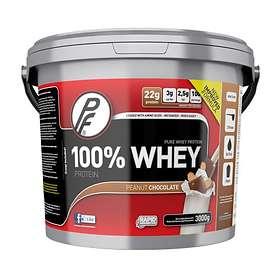 Proteinfabrikken 100% Whey Protein 3kg