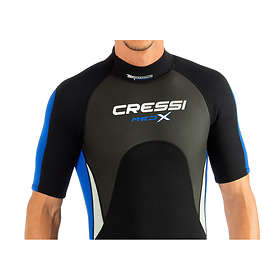 Cressi Med X BZ 3mm S/SL Shorty (Uomo)