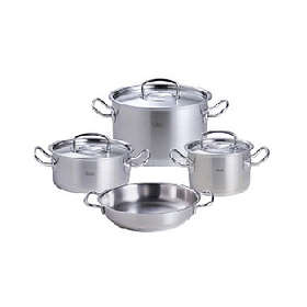 Fissler Original Pro Collection Grytset 4 delar