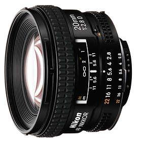 Nikon Nikkor AF 20/2,8 D
