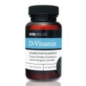 Vita Helse D-vitamin 120 Tabletter