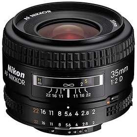 Nikon Nikkor AF 35/2,0 D