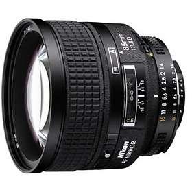 Nikon Nikkor AF 85/1,4 D IF