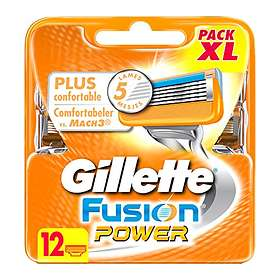 Gillette Fusion Power 12-pack
