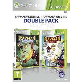 Rayman Legends + Rayman Origins - Double Pack