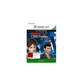 Resident Evil Code: Veronica X HD (Xbox 360)