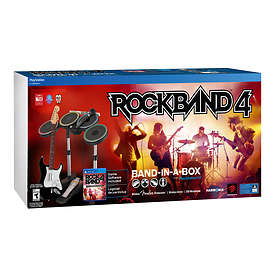 Rock Band 4 (+ Instruments)