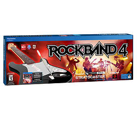 Rock Band 4 (incl. Guitar)