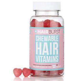 Hairburst Chewable Hair Vitamiinis 60 Kapselit