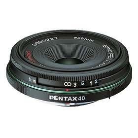 Ricoh-Pentax SMC-DA 40/2.8 Limited