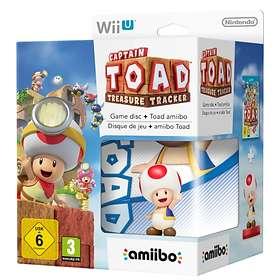 Captain Toad: Treasure Tracker (incl. Amiibo Toad Figure)