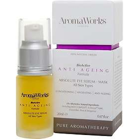 AromaWorks Anti-Ageing Absolute Eye Serum Mask 20ml