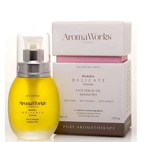 AromaWorks Delicate Face Serum Oil 30ml