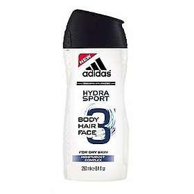 Adidas Hydra Sport 3in1 Shower Gel 250ml