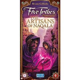 Five Tribes: Les Artisans de Naqala (exp.)