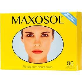 Bringwell Maxosol 90 Tabletter
