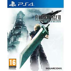 Final Fantasy VII - Remake (PS4)