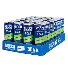 NOCCO BCAA 330ml 24-pack
