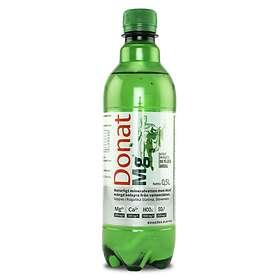 Donat Mg Natural Mineral Water PET 0,5l 12-pack