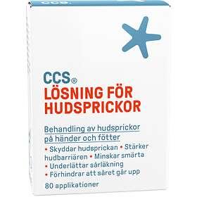 CCS Footcare Lösning För Hudsprickor 7ml