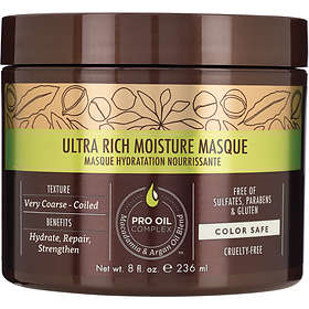 Macadamia Ultra Rich Moisture Masque 236ml