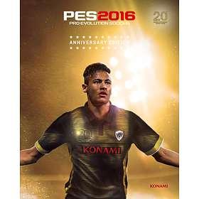 Pro Evolution Soccer 2016 - Anniversary Edition