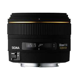 Sigma 30/1,4 EX DC HSM for Canon