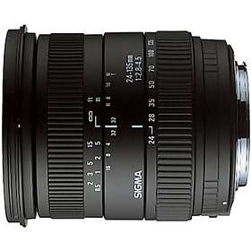 Sigma 24-135/2,8-4,5 IF for Canon