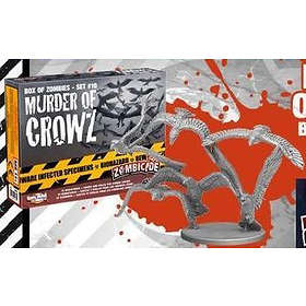 Cool Mini Or Not Zombicide Murder of Crowz (exp.)