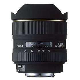 Sigma 12-24/4,5-5,6 EX DG HSM do Canon