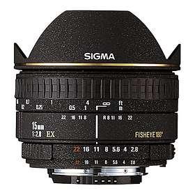 Sigma 15/2,8 EX DG Fisheye do Canon