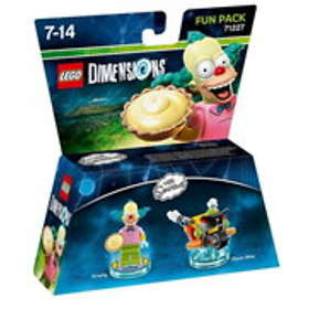 LEGO Dimensions 71227 The Simpsons Krusty Fun Pack