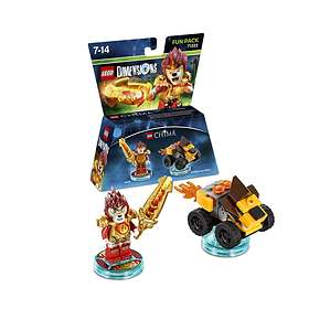 LEGO Dimensions 71222 Laval Fun Pack
