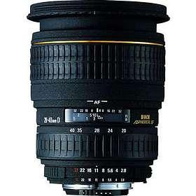 Sigma 20-40/2,8 EX DG for Canon