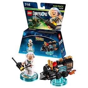 LEGO Dimensions 71230 Back to the Future Fun Pack