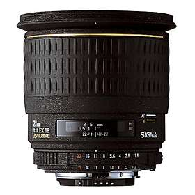 Sigma 28/1,8 EX DG for Canon