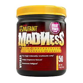 Mutant Nutrition Madness 0,27kg