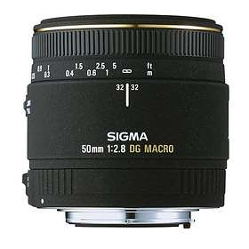 Sigma 50/2,8 EX DG Macro 1:1 do Canon