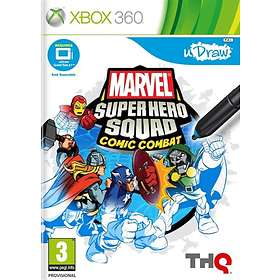 Marvel Super Hero Squad: Comic Combat (Xbox 360)