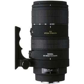 Sigma 80-400/4.5-5.6 EX DG APO OS for Canon