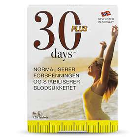 Apta Medica 30 Days Plus 120 Tabletter