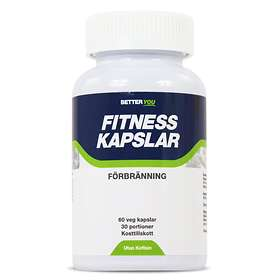Better You Fitness without Caffeine 60 Kapslar