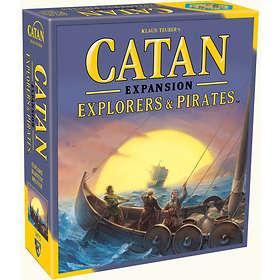 Mayfair Games Catan: Äventyrare & Pirater (exp.)