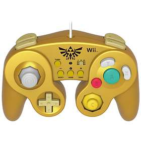 Hori Super Mario Battle Pad - Link Edition (Wii U)