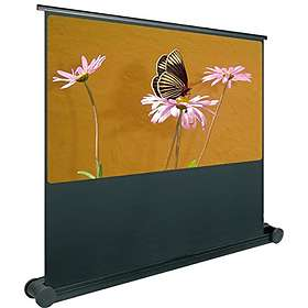 """Oray Butterfly Mobile Black out Matte White 16:9 108"""" (240x135)"""