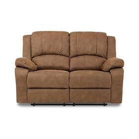 Furniturebox Nanterre Reclinersofa Skinn (2-sits)