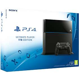 Sony PlayStation 4 1To - Ultimate Player Edition