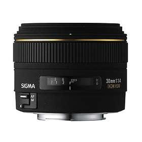 Sigma 30/1,4 EX DC HSM for Nikon