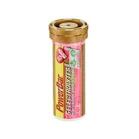 PowerBar 5 Electrolytes With Caffeine 10 Effervescent Tablets